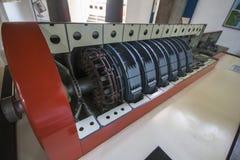 Centro de Informação de Itaorna - ядерная установка Angra Стоковая Фотография