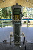 Centro de Informação de Itaorna - central nuclear de Angra Imagens de Stock