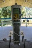 Centro de Informação de Itaorna - centrale nucleare di Angra Immagini Stock