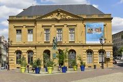 Centro de información turística, Metz, Francia Imagen de archivo