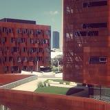 Centro de investigación de alta tecnología Fotografía de archivo
