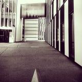 Centro de investigación de alta tecnología Imagen de archivo