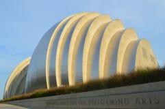 Centro de Kauffman de artes en Kansas City foto de archivo