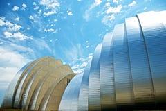 Centro de Kauffman para as artes de palco Imagem de Stock Royalty Free