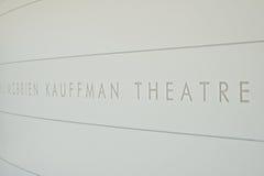 Centro de Kauffman para as artes de palco Foto de Stock Royalty Free