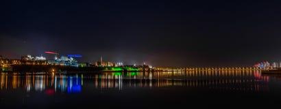 Centro de Kazán, Rusia Fotos de archivo libres de regalías
