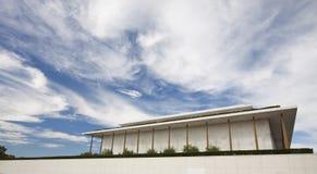 Centro de Kennedy, Washington, C.C. Foto de archivo libre de regalías