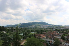 Centro de la Berna Foto de archivo