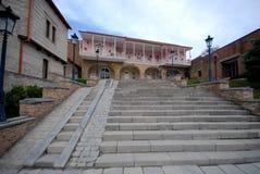 Centro de la boda en Signagi imagen de archivo