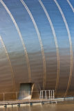 Centro de la ciencia de Glasgow Foto de archivo
