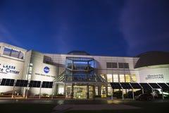 Centro de la ciencia de Great Lakes foto de archivo libre de regalías