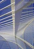 Centro de la ciencia de Valencia Imagen de archivo libre de regalías