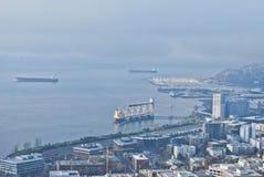 Centro de la ciudad de Seattle imagen de archivo