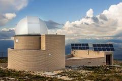 Centro de la observación del Ager del _del universo Fotografía de archivo