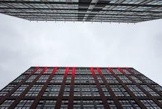 Centro de la oficina en Moscú Fotos de archivo