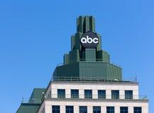 Centro de la televisión de ABC en Los Ángeles Fotos de archivo libres de regalías
