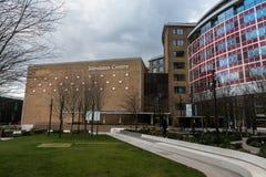 Centro de la televisión en Londres fotos de archivo