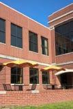 Centro de la universidad foto de archivo libre de regalías