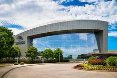 Centro de las artes interpretativas de la energía de Cobb en Atlanta fotografía de archivo