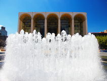 Centro de Lincoln imagens de stock royalty free