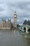 Centro de Londres Fotografía de archivo