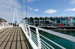 Centro de los eventos del viaducto, Auckland Foto de archivo
