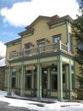 Centro de los visitantes de Breckenridge Imagen de archivo libre de regalías