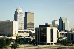 Centro de Louisville imagens de stock royalty free