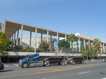 Centro de música de Los Ángeles Fotografía de archivo