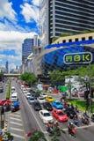 Centro de MBK, alameda de compras en Bangkok Fotografía de archivo libre de regalías
