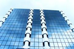 Centro de negócio moderno Fotos de Stock