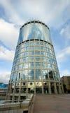 Centro de negócios Imagem de Stock Royalty Free