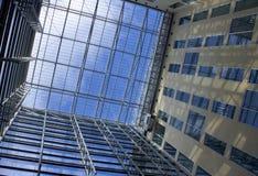 Centro de negócios Fotografia de Stock