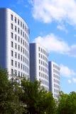 Centro de negócios Foto de Stock