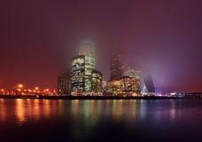 Centro de negócios de Moscovo Imagem de Stock Royalty Free