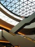 Centro de negócios moderno Fotografia de Stock Royalty Free