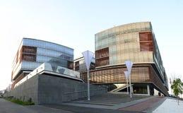 Centro de negocio de la ciudad de Timisoara Imagen de archivo