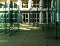 Centro de negocios Imágenes de archivo libres de regalías
