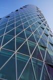 Centro de negocios corporativo Imágenes de archivo libres de regalías