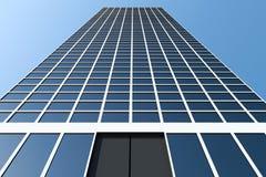 Centro de negocios moderno Imagen de archivo