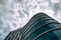 Centro de negocios moderno en el corazón de Odessa fotos de archivo libres de regalías