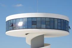 Centro de Niemeyer Fotos de archivo libres de regalías