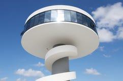 Centro de Niemeyer Imágenes de archivo libres de regalías