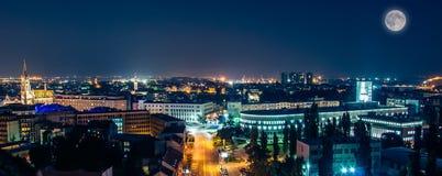 Centro de Novi Sad Imagen de archivo libre de regalías