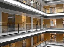 Centro de pesquisa Fotografia de Stock