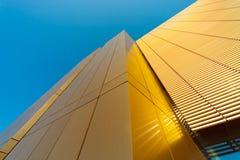 Centro de pesquisa educacional da construção Imagem de Stock Royalty Free