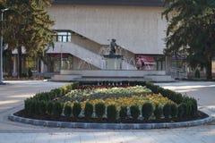 Centro de Razgrad Imagens de Stock Royalty Free