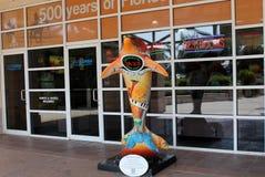 Centro de recepción de la Florida fotografía de archivo