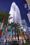 Centro de Rockefeller Fotos de Stock