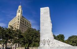 Centro de San Antonio, Texas fotografia de stock royalty free